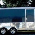 Aluma Ltd. Enclosed Trailer