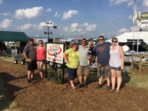 Davis Trailer World at Empire Farm Days 2016
