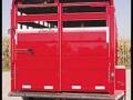 Standard rear door