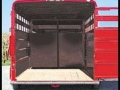 Wide rear entry