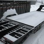 Used Tandem Axle Utility Trailers