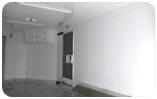 Option- White Aluminum or Laminate Lining