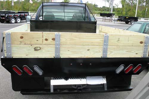 Custom or Standard Truck Beds | Davis Beds - Aluma LTD - Tafco Equipment
