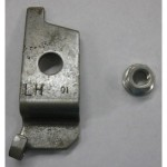 Replacement Actuator Arm Hold Down Bracket Left