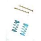 Dexter 10in. x 2 1/4in. Replacement Shoe Side Hold Down Springs