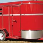 Corn Pro 2, 3, and 4 Slant Load Horse Trailers