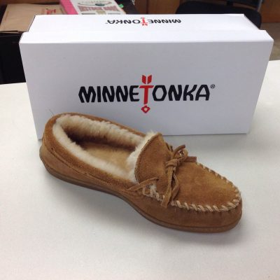 Minnetonka Moccasins at Davis' Trailer World