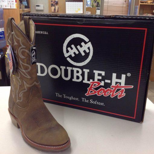 Double-H Cowboy Boots
