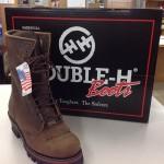 Double-H Work Boot Davis Trailer World