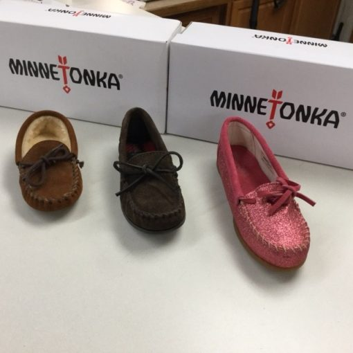 Childrens Moccasins