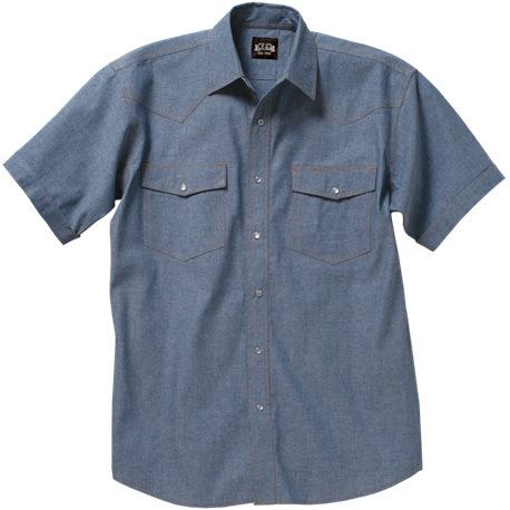 Key Chambray Shirt Davis Trailer World