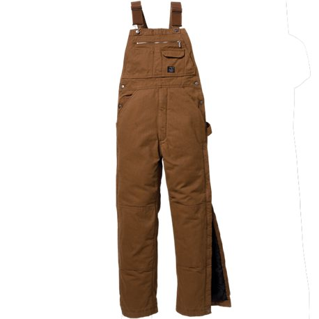 Key Insulated Bib Overalls Davis Trailer World