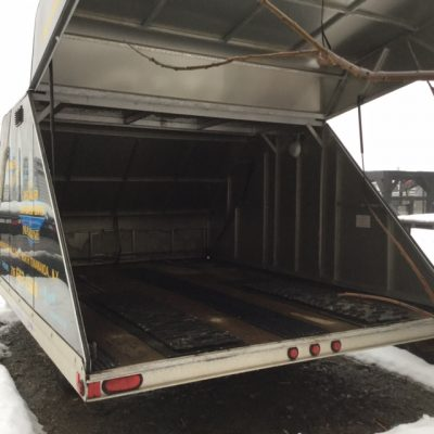 Used Snowmobile Trailers