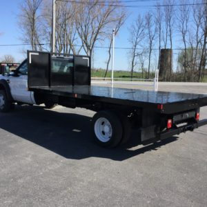 Davis Works Custom Truck Bed