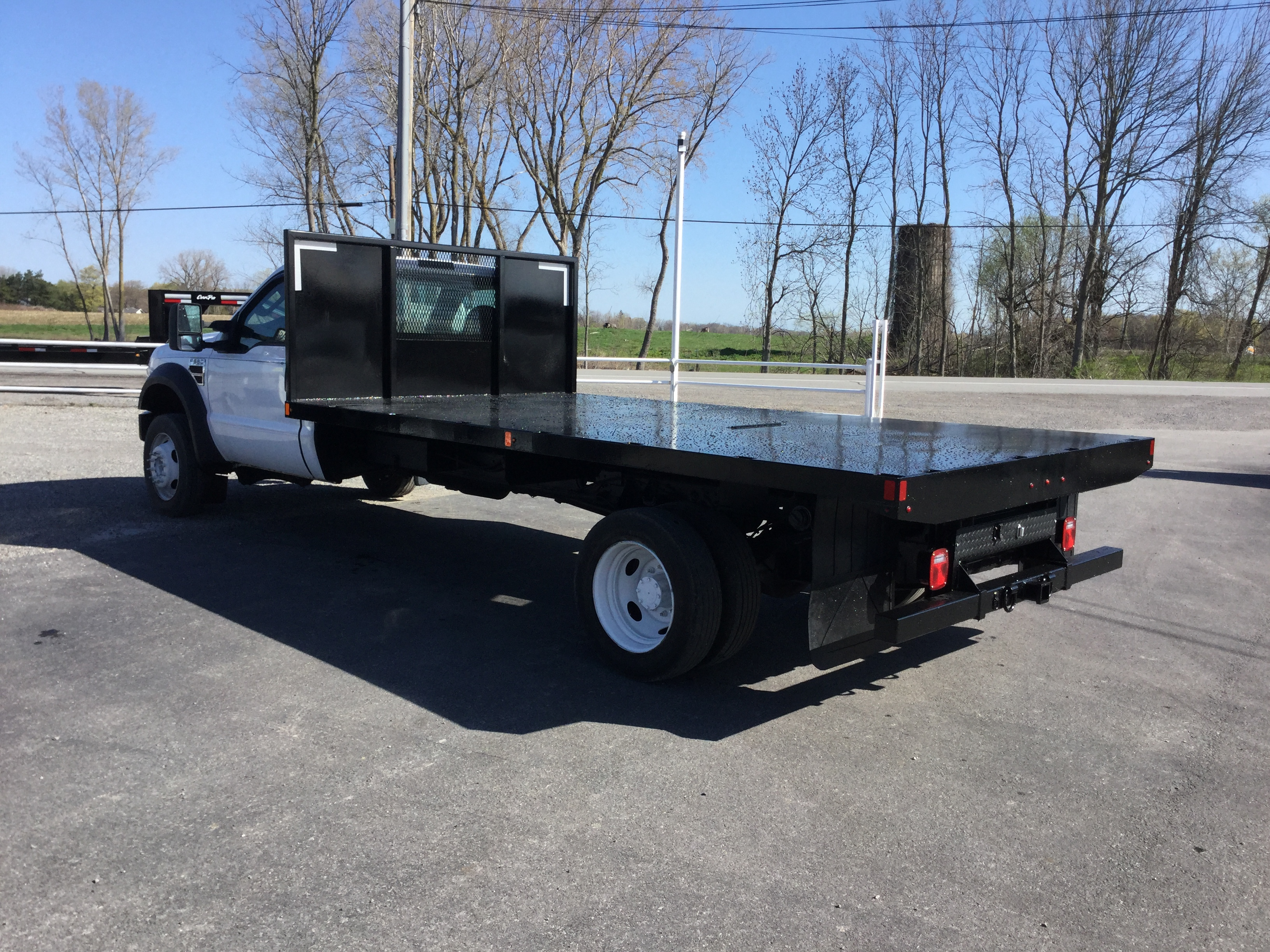 hauler truck top for goes tag beds products custom bed content carolina here new div steel